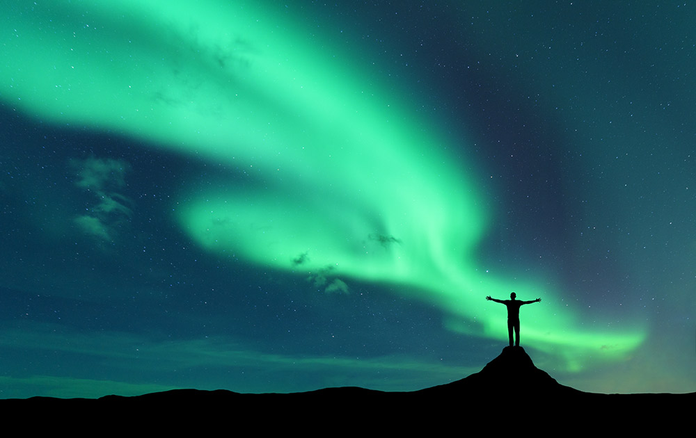 Positive Vibes: What is the Northern Lights Phenomenon and How Can you Experience It?
